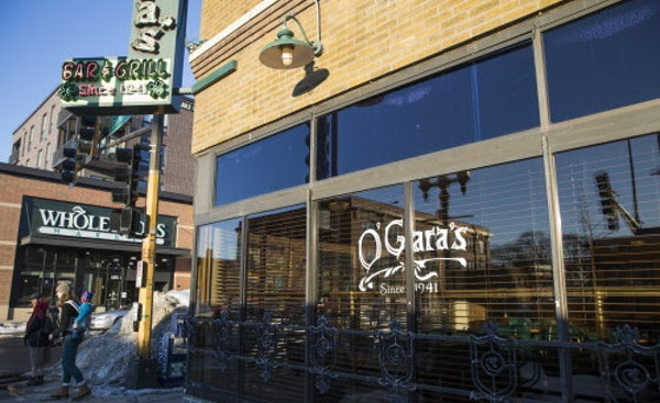 """""""We needed to do something drastic to stay here,"""" owner Dan O'Gara told neighbors on Monday afternoon in explaining the decision to change the f"""