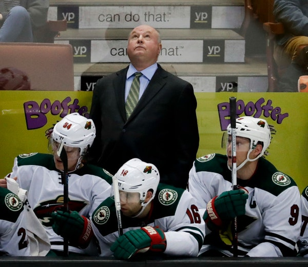 Wild eager to resume playing in tight playoff race