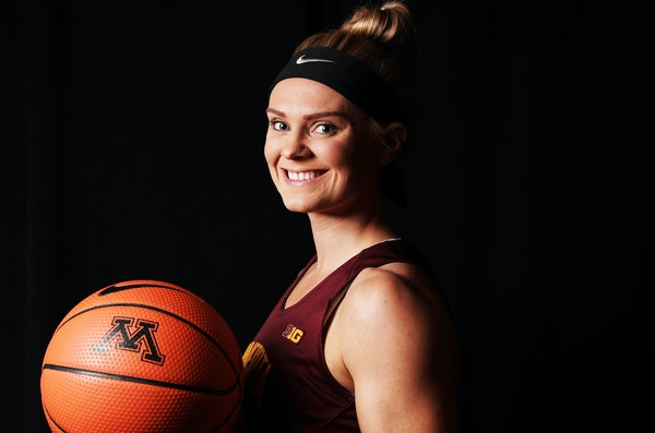 """Former teammate Grace Coughlin said Carlie Wagner is """"one of the hardest workers I've ever met in my life. She's the type of person who always p"""