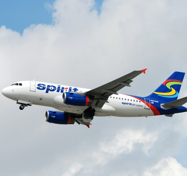 Ultra-low-cost Spirit Airlines recently climbed to No. 7 (out of nine) on the Points Guy's annual ranking — so, still third-worst.