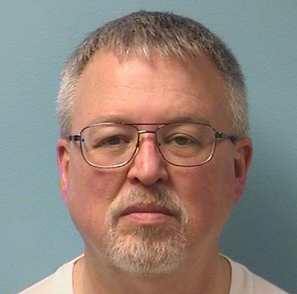 This undated photo provided by the Stearns County Jail in St. Cloud, Minn., shows Scott Staska.