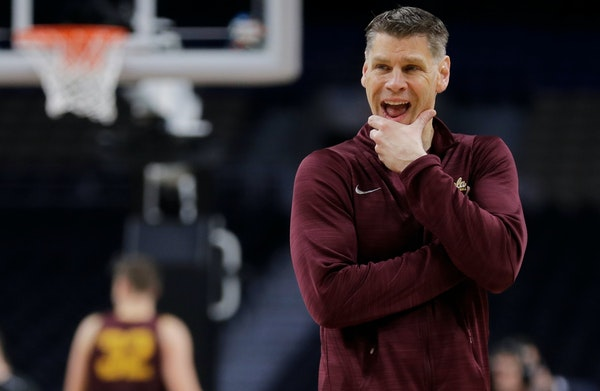"""Loyola Chicago coach Porter Moser is enjoying the Ramblers' Final Four journey, after running the midmajor program during """"all the tough times."""""""
