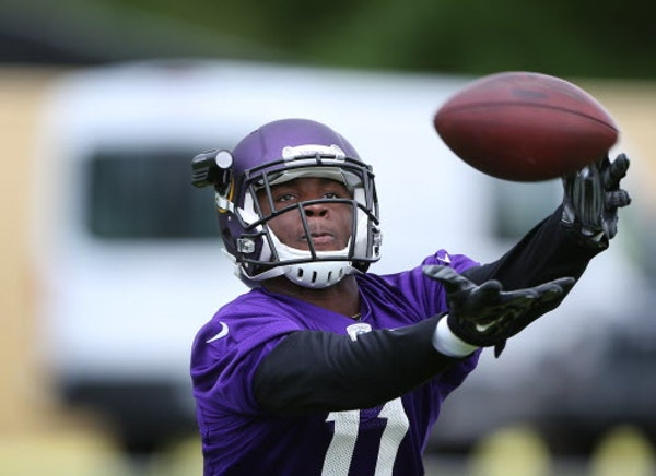 Vikings will hold first minicamp in Eagan from June 12-14