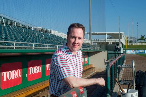 Twins Chief Baseball Officer Derek Falvey hoped to sign some of the team's young players to long-term contracts before the season began, in hopes of t