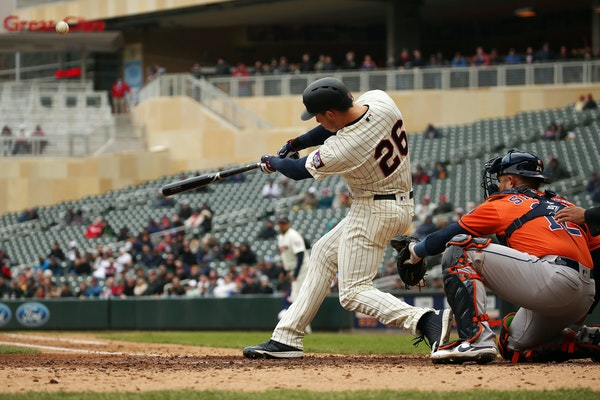 Max Kepler to Sid Hartman: 'Not trying to hit home run'