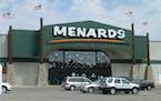 A Menards store.