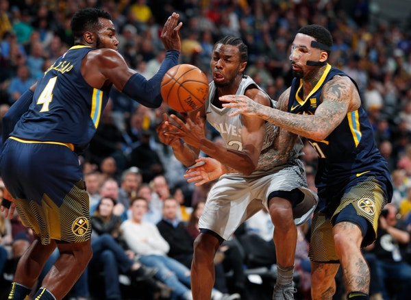 Struggling Timberwolves are learning lessons, but few are positive