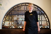 """""""This is a humble, humble craft,"""" said Carrie McCabe-Johnston, co-owner/chef at Nightingale in Minneapolis. """"We're not reinventing the wheel h"""