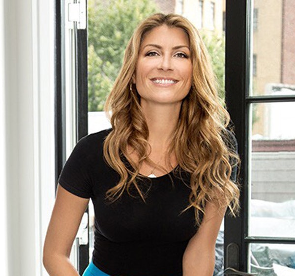 """Genevieve Gorder from TLC's """"Trading Spaces."""" reboot. (Photo provided)"""