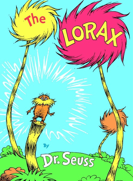 How 'The Lorax' compares with four other storybooks staged at CTC