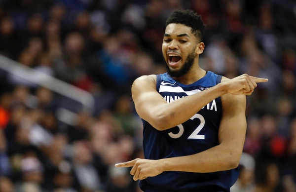 The Wolves and Karl-Anthony Towns will earn a spot in the NBA playoffs with a win Wednesday night.
