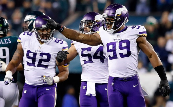 Vikings' three remaining veterans deals could be their trickiest to pull off