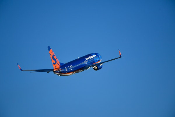 Sun Country Airlines' new batch of routes are all from Portland, Ore., as it grows its network outside the Twin Cities.