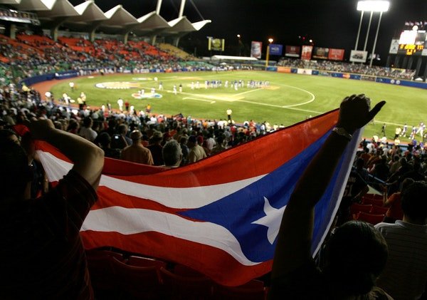 Hiram Bithorn Stadium in San Juan will host the two-game series between the Twins and Cleveland.
