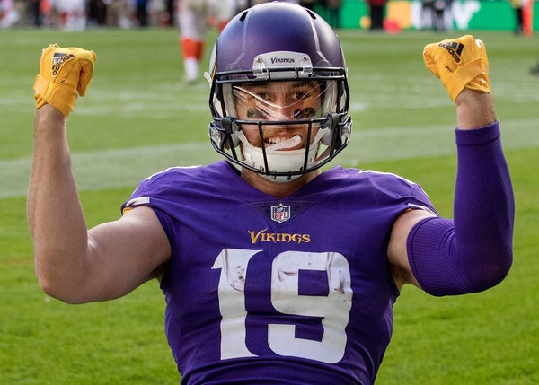 By this measure, Vikings' 2018 schedule is actually relatively easy
