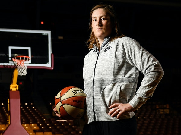Lindsay Whalen will return to Williams Arena this fall to lead the U women's basketball team from the sideline.
