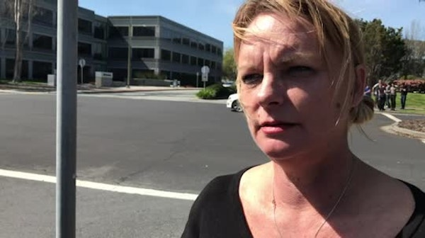 Witness describes female shooter at YouTube