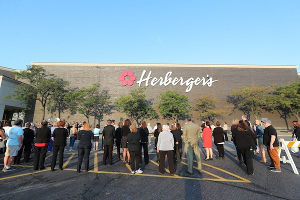 The Herberger's in Roseville held a grand reopening in September after a big remodel. It is now slated to close.