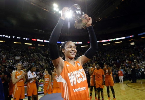 WNBA All-Star game tickets on sale