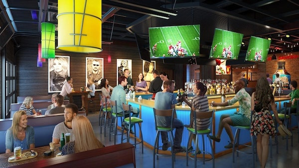 Famous Dave's reported a profit of nearly $1 million in the first three months of the year. The company recently opened a new concept layout at its Co