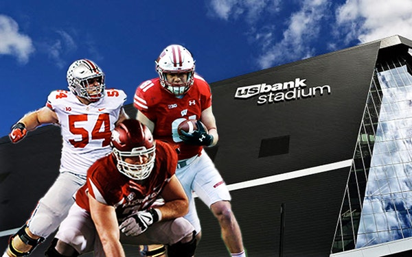 The Vikings could go in many different directions when selecting players for the 2018 NFL draft. Frank Ragnow, Billy Price and Troy Fumagalli are all