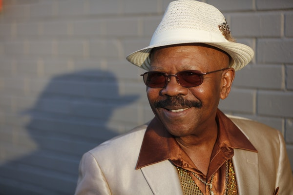 Willie Walker, at 76, is enjoying a bit of a resurgence.