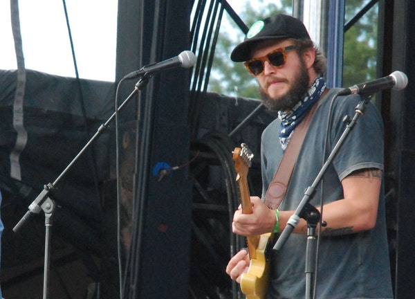 Justin Vernon founded the Eaux Claires music fest.