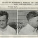 St. Paul police records document the arrest of gangster Harry Sawyer in the kidnapping of banker Edward Bremer. Sawyer was imprisoned for nearly 20 ye