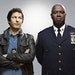 """Andy Samberg, left, and Andre Braugher of """"Brooklyn Nine-Nine."""""""