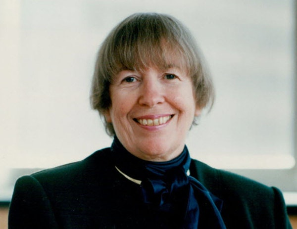 Judge Diana Murphy, shown in 1994, when she was appointed to the Eighth U.S. Circuit Court of Appeals.