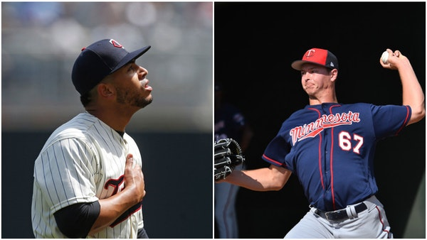 Young pitchers Romero, Gonsalves can make Twins legitimate contenders