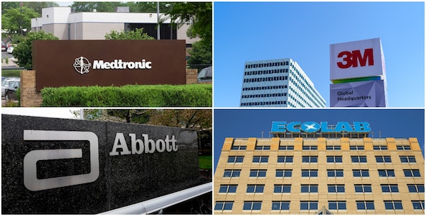 Minnesota companies like Medtronic, 3M, Ecolab and Abbott are all closely watching the tariff situation with China.