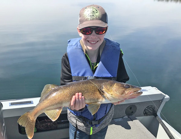 Fish tales: Opening weekend brings out a lot of smiles