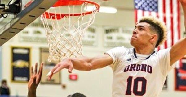 U basketball recruit Omersa puts on dunk show at AAU tournament