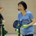 Mary Jane Yue, 67, is an avid player who says she is addicted to pickleball. The racket sport has long been popular among older adults and large group