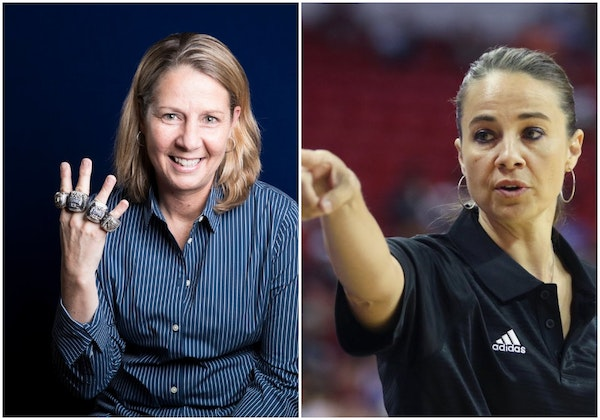 Lynx's Reeve 'would absolutely consider' being NBA coach