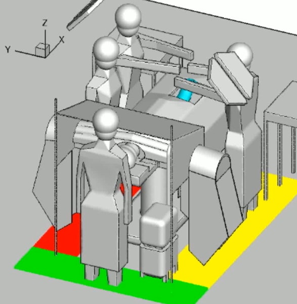 Simulation faults 3M's Bair Hugger device in surgical infection trial