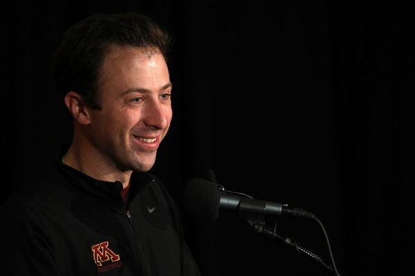 """Richard Pitino gushed about the upcoming season, proclaiming the roster the """"most talented"""" he's had with the Gophers."""