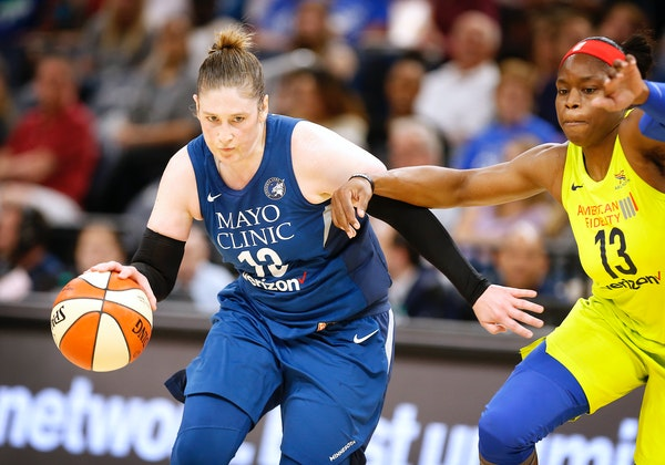 Guard Lindsay Whalen and the Lynx are off to an uncharacteristic 2-3 start.