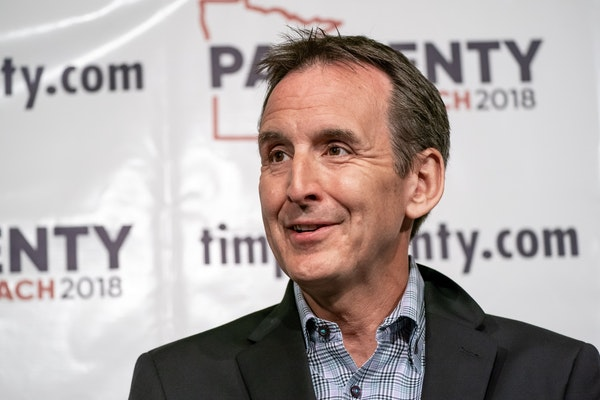 Former Gov. Tim Pawlenty released his first television ad in the GOP primary campaign.
