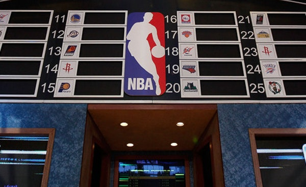 What's the NBA mock draft consensus for Wolves?