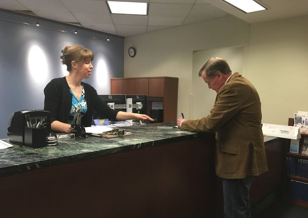 Former Minnesota Attorney General Mike Hatch filed paperwork to run for his old job on Tuesday.