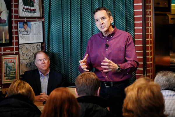 Tim Pawlenty sought the cover of legislative session's final days to announce he was skipping the state convention.