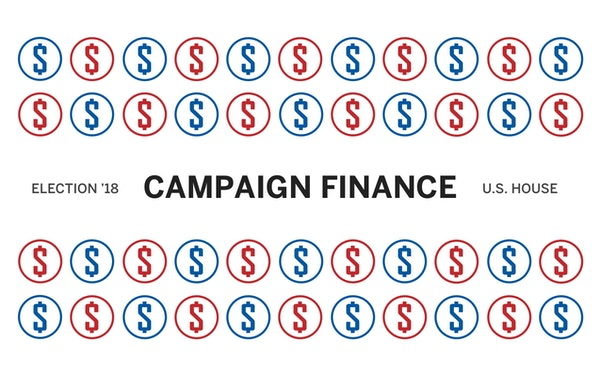 Contested congressional races bring national focus, millions in spending