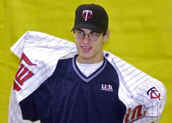 Mauer remains most recent 'sure thing' to make it big with Twins