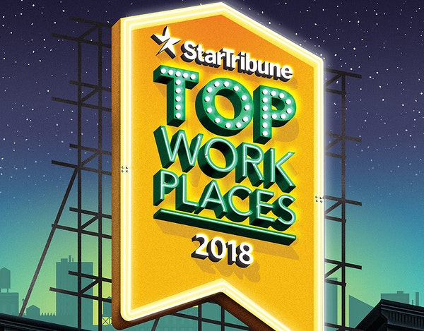 Is your company a top workplace? Minnesota winners announced for 2018
