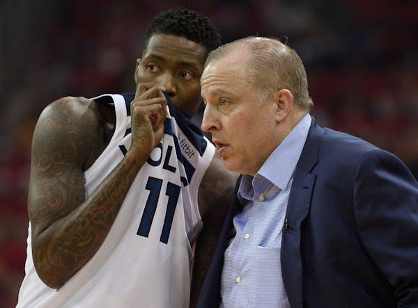 Crawford looks back at Timberwolves' breakthrough season