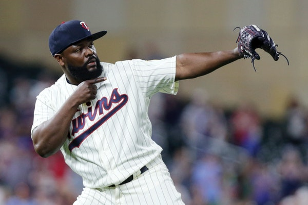 Twins closer Fernando Rodney played in the All-Star Game in 2012 for the Rays, '14 for Seattle and '16 for Miami.