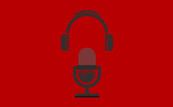 The world of podcasts is filled with true-crime tales.