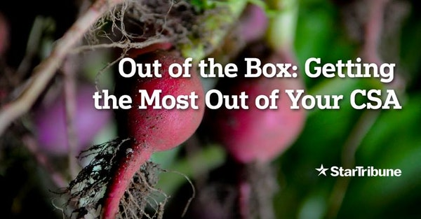 Everyone is invited to our 'Out of the Box' Facebook group